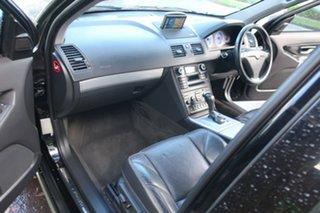 2012 Volvo XC90 P28 MY12 R-Design Geartronic Black 6 Speed Sports Automatic Wagon