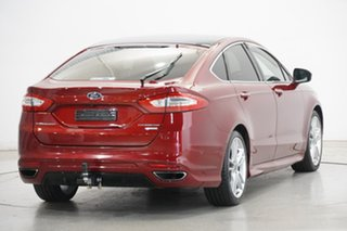 2018 Ford Mondeo MD 2018.25MY Titanium Ruby Red 6 Speed Sports Automatic Hatchback