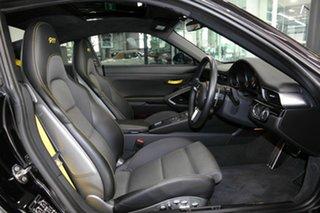 2018 Porsche 911 991 MY18 Carrera T PDK Black 7 Speed Sports Automatic Dual Clutch Coupe