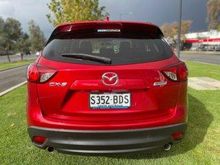 2014 Mazda CX-5 KE1071 MY14 Maxx SKYACTIV-Drive Soul Red 6 Speed Sports Automatic Wagon