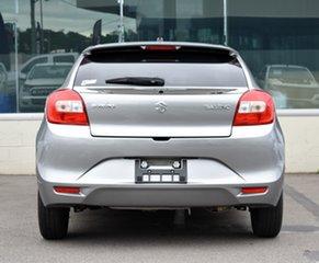 2021 Suzuki Baleno Silver Automatic Sedan