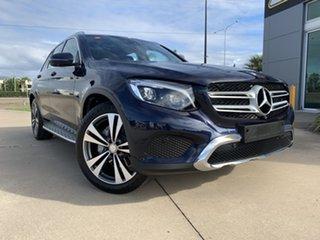 2016 Mercedes-Benz GLC-Class X253 807MY GLC220 d 9G-Tronic 4MATIC Blue/310316 9 Speed.