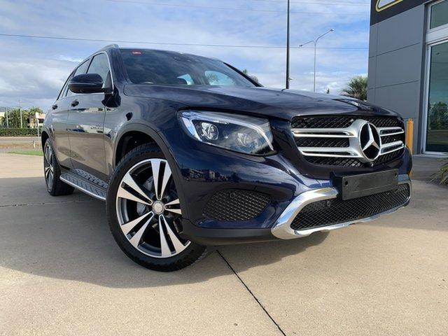 Used Mercedes-Benz GLC-Class X253 807MY GLC220 d 9G-Tronic 4MATIC Townsville, 2016 Mercedes-Benz GLC-Class X253 807MY GLC220 d 9G-Tronic 4MATIC Blue/310316 9 Speed