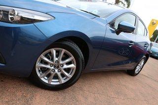 2018 Mazda 3 BN MY18 Maxx Sport Blue 6 Speed Automatic Hatchback.