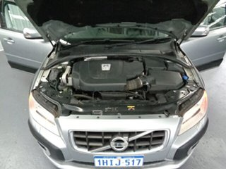 2010 Volvo XC70 BZ MY10 D5 Geartronic Silver 6 Speed Sports Automatic Wagon