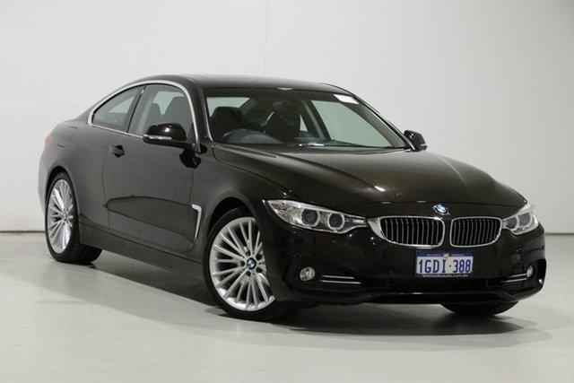 Used BMW 428i F32 Luxury Line Bentley, 2013 BMW 428i F32 Luxury Line Bronze 8 Speed Automatic Coupe