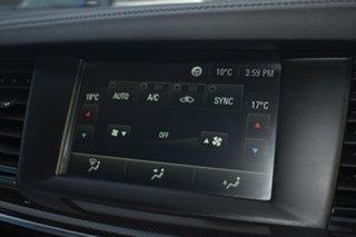 2017 Holden Commodore ZB MY18 RS Liftback AWD Grey 9 Speed Sports Automatic Liftback
