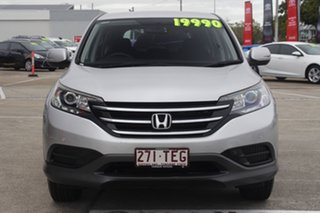 2013 Honda CR-V RM VTi Silver 5 Speed Automatic Wagon