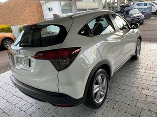 2018 Honda HR-V VTi-S White Constant Variable Hatchback
