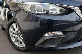 2014 Mazda 3 BM5476 Maxx SKYACTIV-MT Deep Crystal Blue 6 Speed Manual Hatchback.