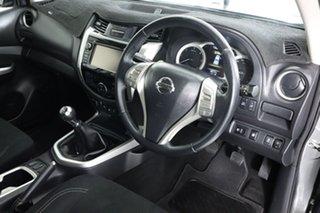 2018 Nissan Navara D23 Series II ST-X (4x4) Grey 6 Speed Manual Dual Cab Utility