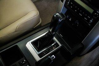 2011 Toyota Landcruiser Prado KDJ150R VX (4x4) Sandstone 5 Speed Sequential Auto Wagon