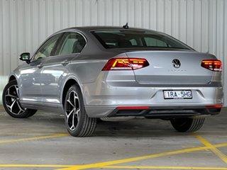 2021 Volkswagen Passat 3C (B8) MY21 140TSI DSG Business Silver 7 Speed Sports Automatic Dual Clutch.