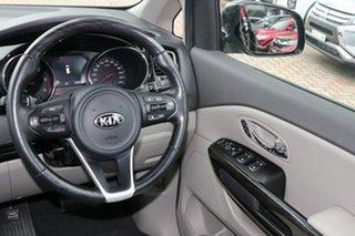 2017 Kia Carnival YP MY18 Platinum Black 6 Speed Sports Automatic Wagon