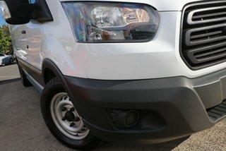 2017 Ford Transit VO 350L (Mid Roof) White 6 Speed Manual Van.