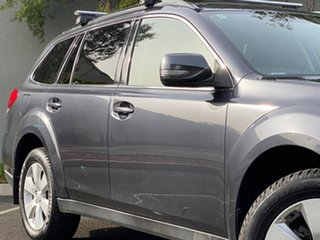 2010 Subaru Outback B5A MY10 2.5i Lineartronic AWD Premium Grey 6 Speed Constant Variable Wagon