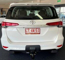 2020 Toyota Fortuner GUN156R GX White 6 Speed Automatic Wagon