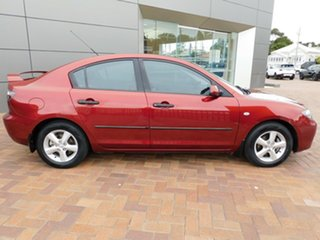 2008 Mazda 3 BK10F2 Neo Red 4 Speed Sports Automatic Sedan.