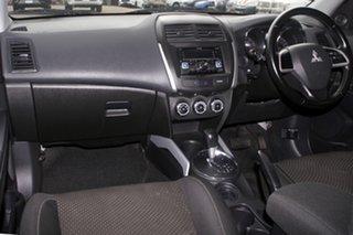 2012 Mitsubishi ASX XA MY12 Activ 2WD Dark Grey 6 Speed Constant Variable Wagon
