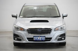 2017 Subaru Levorg V1 MY18 1.6 GT CVT AWD Silver 6 Speed Constant Variable Wagon.