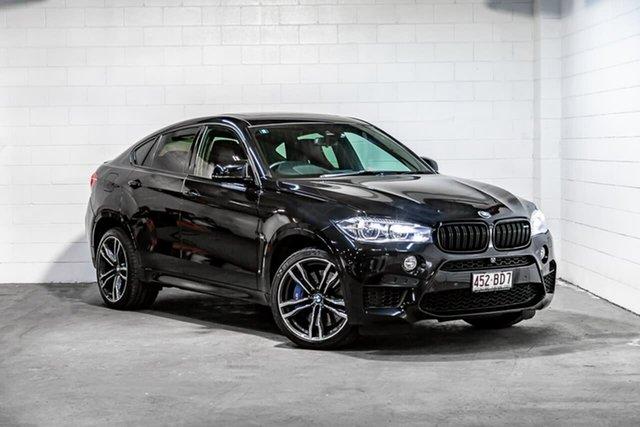 Used BMW X6 M F86 Coupe Steptronic Southport, 2015 BMW X6 M F86 Coupe Steptronic Black 8 Speed Sports Automatic Wagon