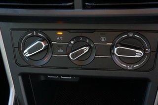 2019 Volkswagen Polo AW MY20 70TSI Trendline Reflex Silver 5 Speed Manual Hatchback