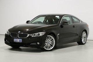 2013 BMW 428i F32 Luxury Line Bronze 8 Speed Automatic Coupe.