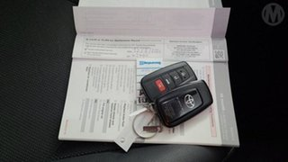 2018 Toyota Camry ASV70R SL Eclipse Black 6 Speed Automatic Sedan