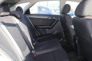 2012 Kia Cerato TD MY12 S Bright Silver 6 Speed Manual Hatchback