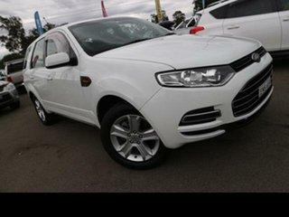 Ford  2014.00 SUV TX . 2.7D 6A RWD.