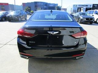 2016 Hyundai Genesis DH Black 8 Speed Sports Automatic Sedan