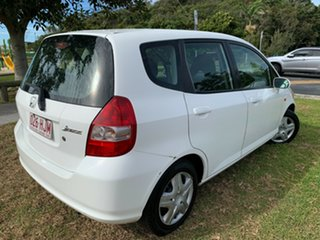 2003 Honda Jazz GD VTi White 5 Speed Manual Hatchback