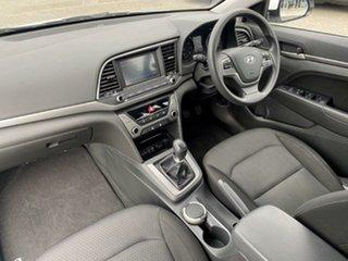 2016 Hyundai Elantra AD MY17 Active White 6 Speed Manual Sedan