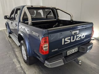 2010 Isuzu D-MAX MY10 LS 4x2 High Ride Blue 5 Speed Manual Utility