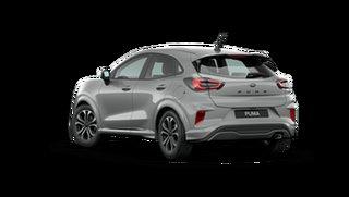 2021 Ford Puma JK ST-Line Solar Silver 7 Speed Automatic