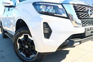 2021 Nissan Navara D23 MY21 ST-X Polar White 6 Speed Manual Utility.