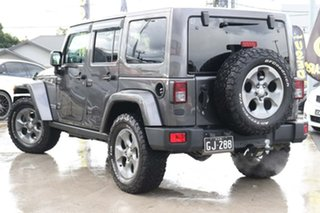 2018 Jeep Wrangler JL MY18 Unlimited Rubicon Granite Crystal 8 Speed Automatic Softtop.