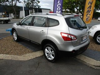 2013 Nissan Dualis ST+2 Silver 4 Speed Automatic Hatchback