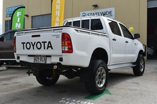 2008 Toyota Hilux GGN25R 08 Upgrade SR (4x4) 5 Speed Automatic Dual Cab Pick-up.