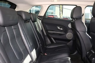 2015 Land Rover Range Rover Evoque L538 MY15 Coupe Pure Black 9 Speed Sports Automatic Wagon