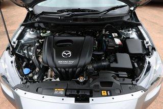2014 Mazda 2 DJ Maxx Silver 6 Speed Manual Hatchback