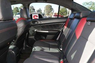 2016 Subaru WRX V1 MY16 STI AWD Premium Crystal White 6 Speed Manual Sedan