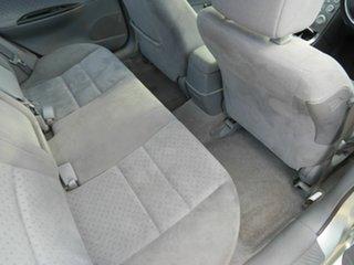 2005 Mazda 6 BK Classic Silver 4 Speed Auto Active Sequential Sedan