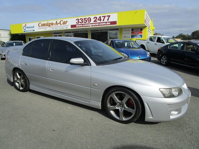 Used Holden Special Vehicles ClubSport Y Series 2 Special Edition Kedron, 2004 Holden Special Vehicles ClubSport Y Series 2 Special Edition Silver 4 Speed Automatic Sedan