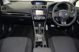 2017 Subaru Levorg V1 MY18 1.6 GT CVT AWD Silver 6 Speed Constant Variable Wagon