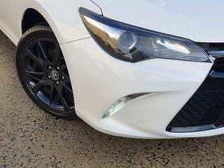 2016 Toyota Camry ASV50R RZ Black 6 Speed Sports Automatic Sedan
