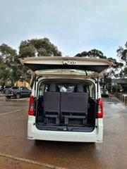 2019 Toyota Granvia GDH303R White 6 Speed Sports Automatic Wagon