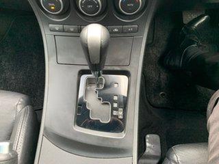 2011 Mazda 3 BL Series 1 SP25 White Sports Automatic Hatchback