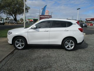 2020 Haval H2 MY20 Lux 2WD White 6 Speed Sports Automatic Wagon.