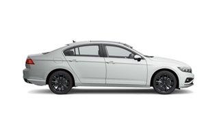 2021 Volkswagen Passat B8 162TSI Elegance Pure White 6 Speed Semi Auto Sedan